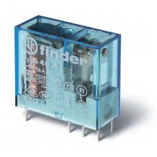 Миниатюрное универсальное электромеханическое реле;  1СO 16A; катушка 6В AC/DC (бистабильная);