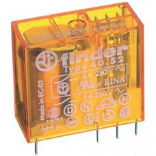 Миниатюрное универсальное электромеханическое реле;  2CO 8A;  катушка 240В AC;