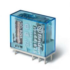 Миниатюрное универсальное электромеханическое реле;  2СO 10A;  катушка 24В DC (чувствит.);
