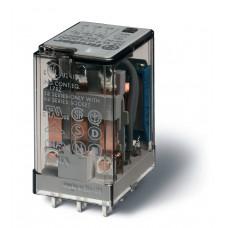 Миниатюрное универсальное электромеханическое реле;  3CO 10A;  катушка 230В АC;