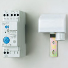 Модульное фотореле Finder с 1NO контактом 230V 16А