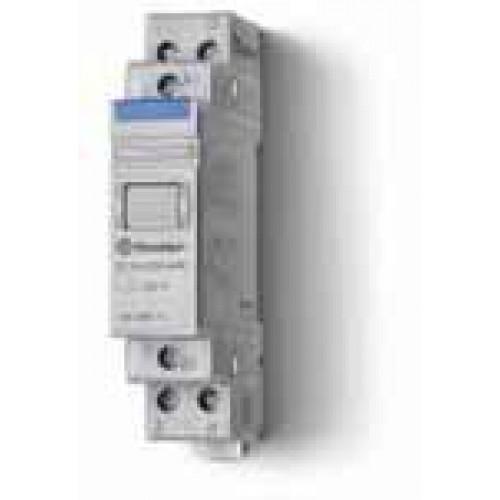 Модульный контактор; 2NC 20А; катушка 240В АС;опции: нет 222482404000