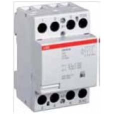 Модульный контактор ESB-24-04 (24А AC1) катушка 24В АС/DC