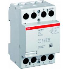 Модульный контактор ESB-63-40 (63А AC1) катушка 220В АС/DC