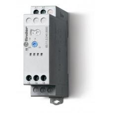 Модульный таймер 1-функциональный (AI); питание 24…240В АС/DC; 1CO 16A; регулировка времени 0.05с…10дней;
