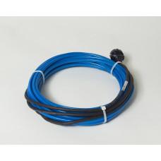 Нагревательный кабель DEVI DPH-10, с вилкой 8 м 80 Вт при +10°C 98300074