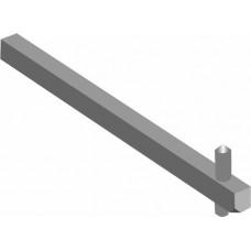 Переходник ОХP6X430 430мм для ручки управления рубильниками типа ОТ160..250