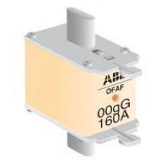 Предохранитель OFAF000H100 100A тип gG размер000, до 500В