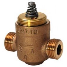 Регулирующий клапан, 2-ходовой, Kvs 0.25, Dn 10, шток 2.5