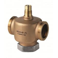 Регулирующий клапан, 2-ходовой, Kvs 25, Dn 40, шток 5.5