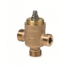 Регулирующий клапан, 3-ходовой, Kvs 0.25 , Dn 10, шток 5.5
