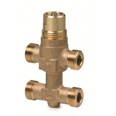 Регулирующий клапан, 3-ходовой, Kvs 0.4, Dn 10, шток 5.5