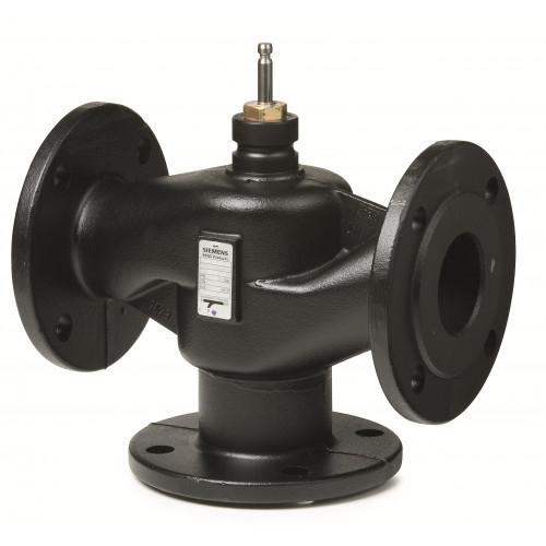 Регулирующий клапан, 3-ходовой, PN10, DN80, kvs 100, шток 20/40 VXF31.100-160