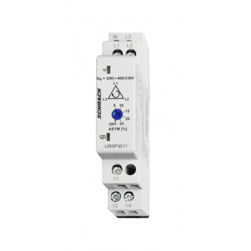 Реле контроля фаз UR5P3011