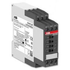 Реле контроля тока CM-SFS.22S (Imax и Imin) (диапаз. изм. 0.3-1.5 А, 1- 5A, 3-15A) питание 24-240В AC/DC, 2ПК, винтовые клеммы