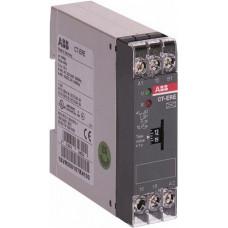 Реле времени CT-ERE (задержка на включ.) 24В AC/DC, 220-240В AC (временной диапазон 0.1..10с.) 1ПК