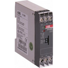 Реле времени CT-ERE (задержка на включ.) 24В AC/DC, 220-240В AC (временной диапазон 0.3..30мин.) 1ПК