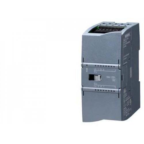 SIMATIC S7-1200, SIMATIC S7-1200, DIGITAL INPUT SM 1221, 16 DI, 24VDC, SINK/SOURCE INPUT 6ES72211BH300XB0