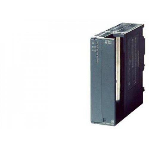 SIMATIC S7-300, CP341 COMMUNICATION PROCESSOR WITH RS422/485 INTERFACE INCL. CONFIG. PACKAGE ON CD 6ES73411CH020AE0
