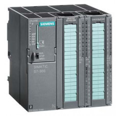 SIMATIC S7-300, CPU 313C, COMPACT CPU WITH MPI, 24 DI/16 DO, 4AI, 2AO 1 PT100, 3 FAST COUNTERS