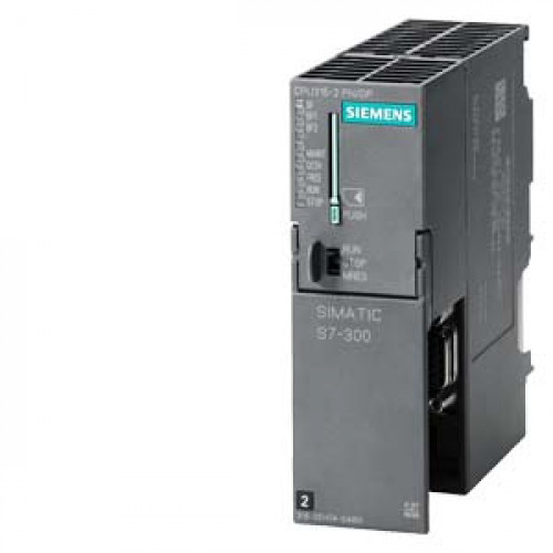 SIMATIC S7-300 CPU 315-2 PN/DP, CENTRAL PROCESSING UNIT WITH 384 KBYTE WORKING MEMORY, 1. INTERFACE  6ES73152EH140AB0