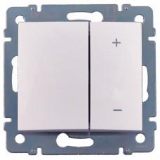 Светорегуляторы (диммер) Legrand Valena кнопочные 400Вт (белый)    770062