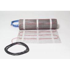 Теплый пол Devi. Нагревательный мат девимат (Devimat) DSVF-150 (6 м.кв)    140F0338