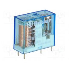 Миниатюрное универсальное электромеханическое реле;  1СO 10A;  катушка 24В DC;