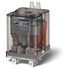 Универсальное электромеханическое реле;  2CO 10A;  катушка 24В AC;