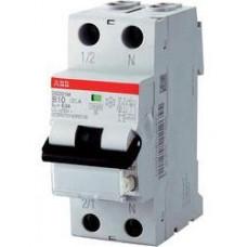Выключатель автоматический дифференциального тока DS201 C6 AC30