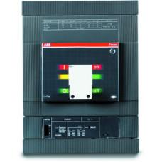 Выключатель автоматический T6S 1000 PR222DS/P-LSI In=1000 3p F EF