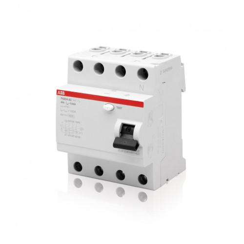Выключатель дифференциального тока 4мод.F204 AC-100/0,1 2CSF204001R2900