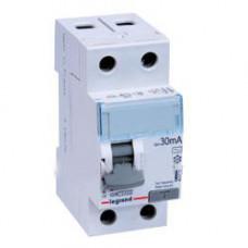 Выключатель дифференциального тока (УЗО) 2п 40А 30мА TX3 АC