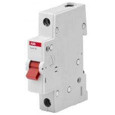 Выключатель нагрузки 1P, 16A, BMD51116