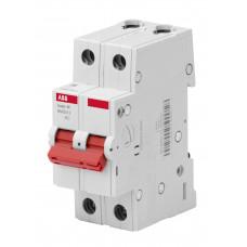 Выключатель нагрузки 2P, 40A, BMD51240