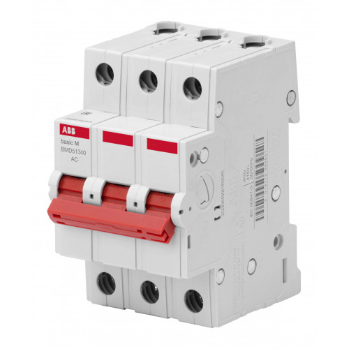 Выключатель нагрузки 3P, 16A, BMD51316 2CDD643051R0016